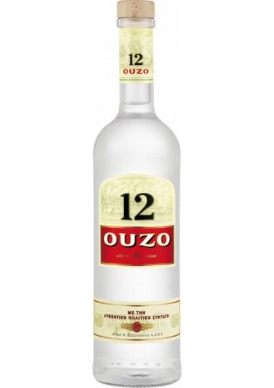 Ούζο 12 0,20lt