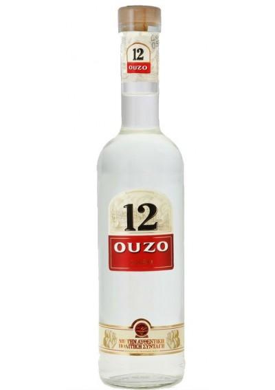 Ούζο 12 0,35lt