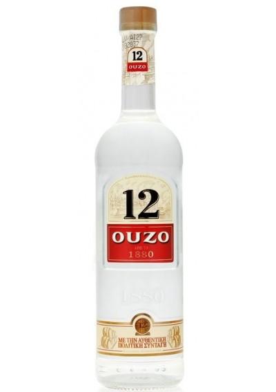 Ούζο 12 0,70lt