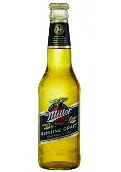 Miller Genuine Draft 0,33lt