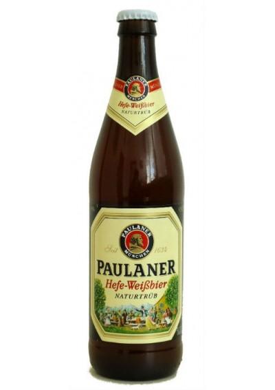 Paulaner Hefe-Weissbier 0,50lt