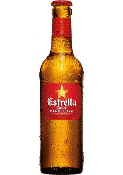 Estrella Damm Barcelona 0,33lt