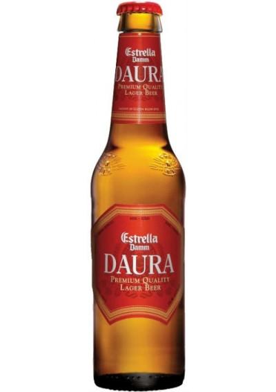 Estrella Damm Daura Gluten Free 0,33lt