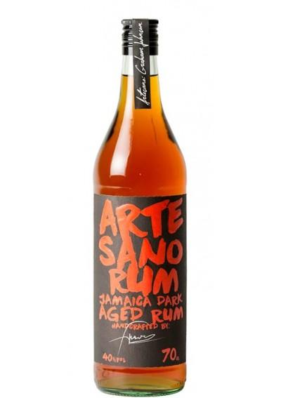Artesano Jamaica Dark Aged Rum 0,70lt
