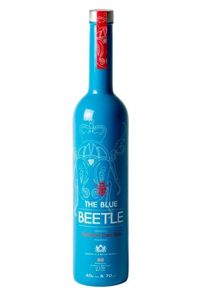The Blue Beetle London Dry Gin 0,70lt