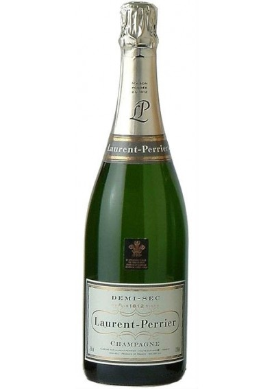 Laurent-Perrier Demi-sec 0,75lt
