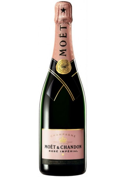 Moet & Chandon Rose Imperial  0,75lt