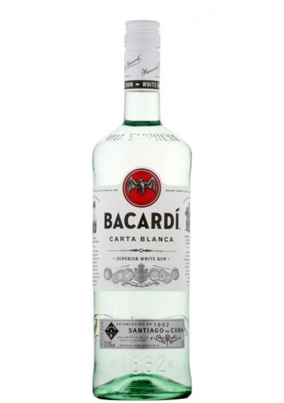 Bacardi Carta Blanca 1lt