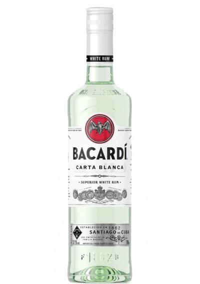 Bacardi Carta Blanca 0,70lt