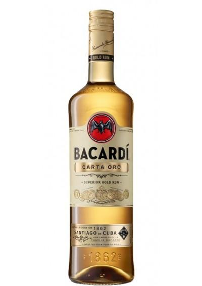 Bacardi Carta Oro 0,70lt
