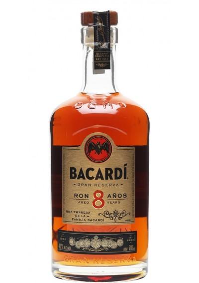 Bacardi 8 Ετών 0,70lt