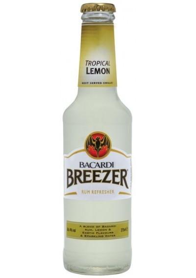 Bacardi Breezer Λεμόνι 0,275lt