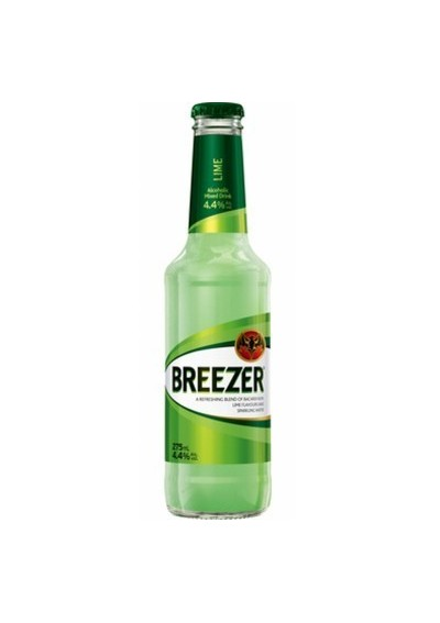 Bacardi Breezer Lime 0,275lt