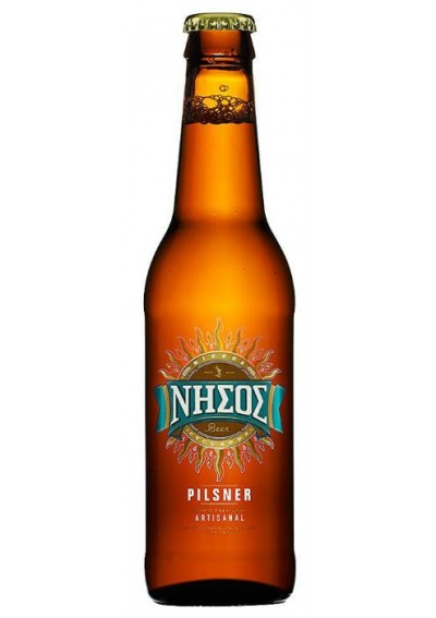 Nisos Pilsner 0,50lt