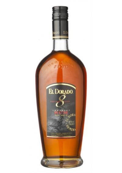 El Dorado 8 Years 0,70lt