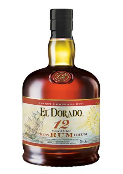 El Dorado Classic Cask 12 Years 0,70lt