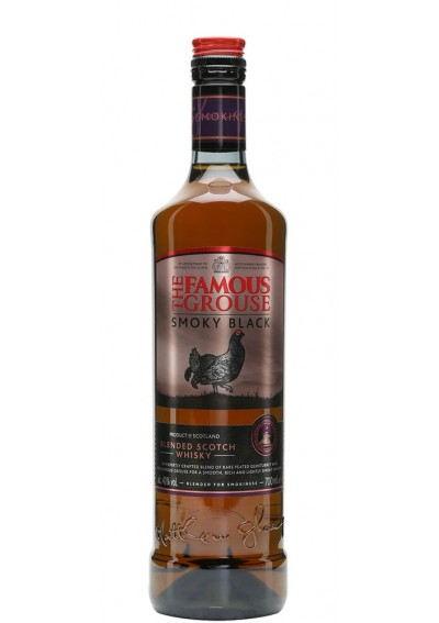 Famous Grouse Smoky Black 0,70lt