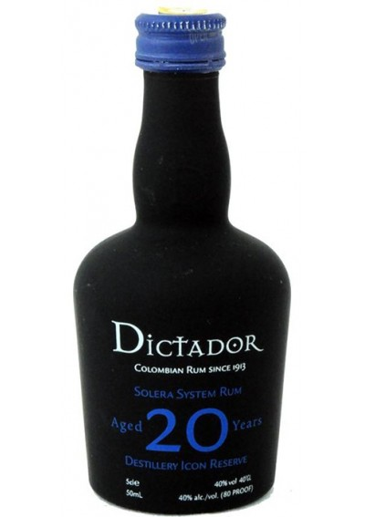 Dictador 20 Ετών (Glass) 0,05lt