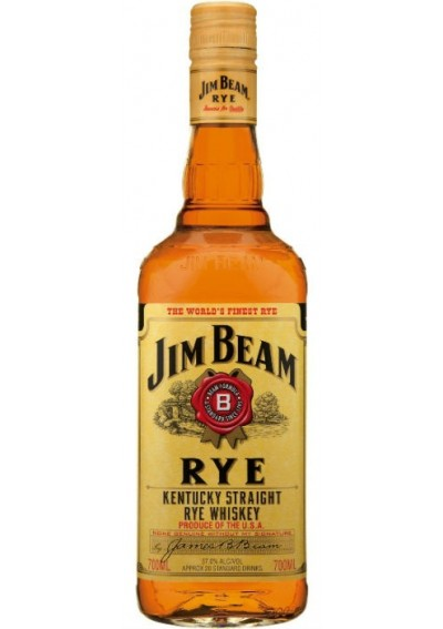 Jim Beam Rye 0,70lt
