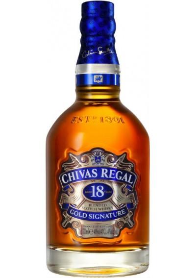 Chivas Regal 18 Years 0,70lt