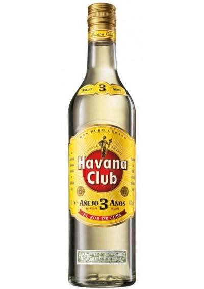 Havana Club Anejo 3 Years 0,70lt