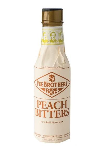 Peach Bitters 0,15lt