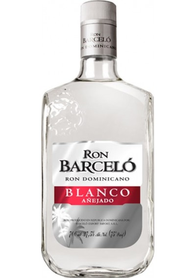 Ron Barcelo Blanco Anejado 0,70lt