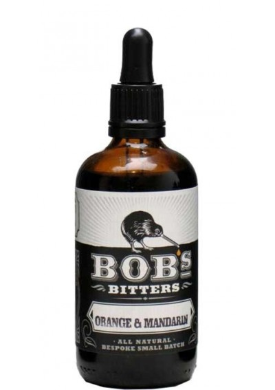 Bob's Bitters Orange & Mandarin 0,10lt
