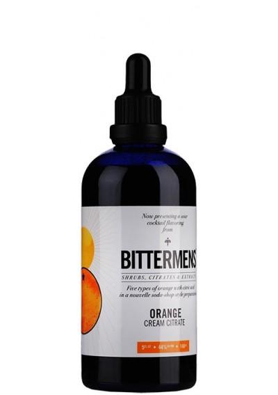 Bittermens Orange Cream Citrate 0,146lt