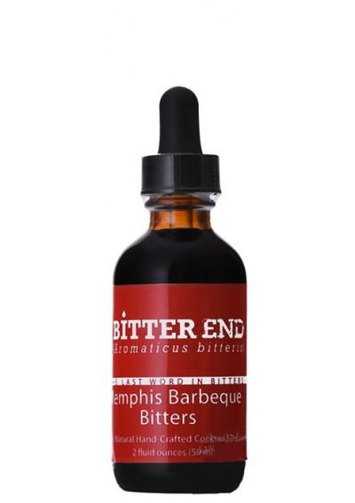 Bitter End Memphis BBQ 0,06lt
