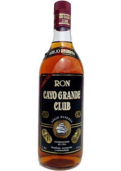 Ron Cayo Grande Club Anejo Reserve 1lt