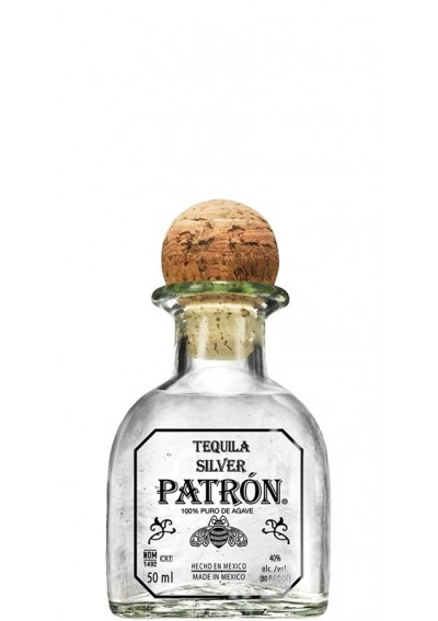 Patron Silver Mini (Glass) 0,05lt