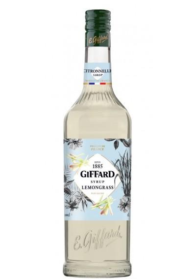 Σιρόπι Lemongrass 1lt