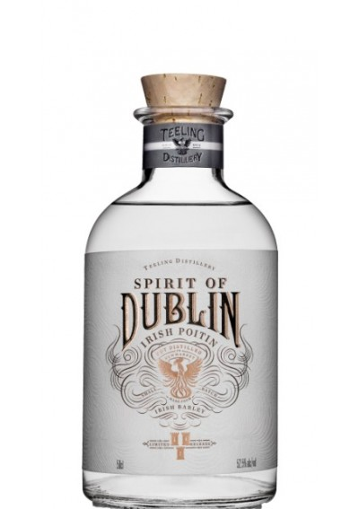 Teeling Spirit of Dublin Irish Poitin 0,50lt