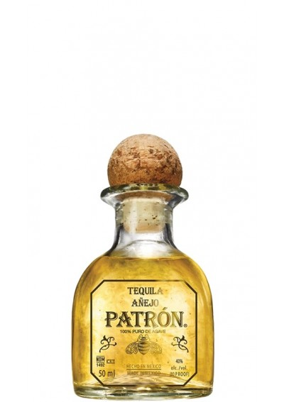Patron Anejo Mini (Glass) 0,05lt