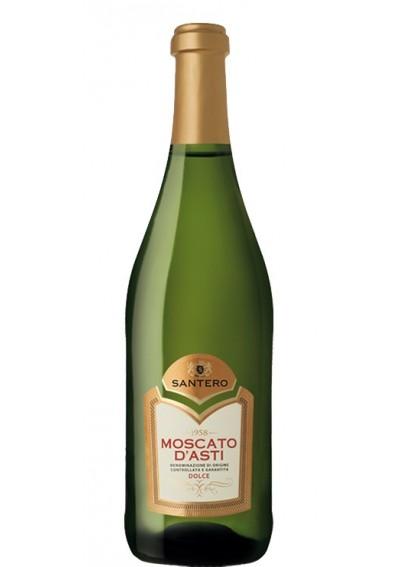 Moscato D'asti Santero 0,75lt