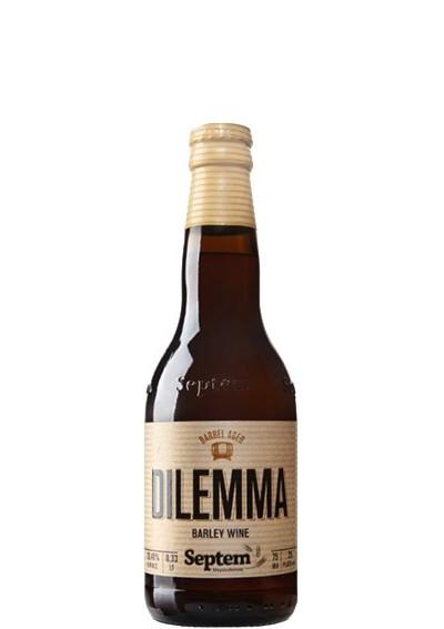Septem Dilemma Barleywine 0,33lt