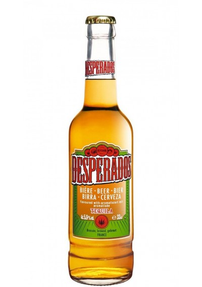 Desperados 0,33lt