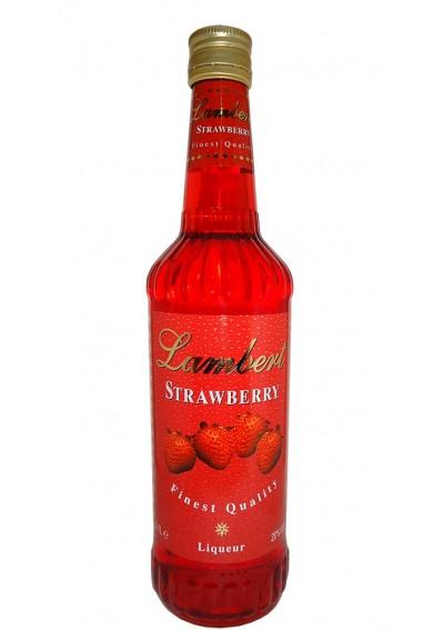 Strawberry Liquer 0,70lt