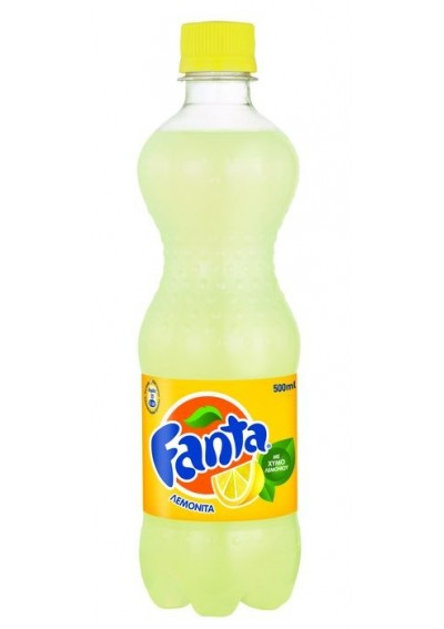Fanta Lemonade 0,50lt
