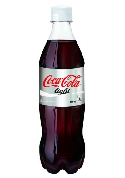 Coca Cola light 0,50lt