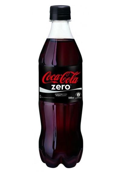 Coca Cola Zero 0,50lt