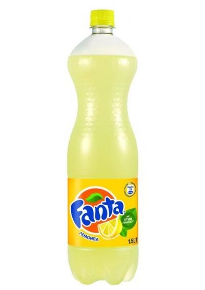 Fanta Lemonade 1,5lt