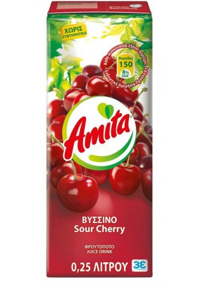 Amita Sour Cherry 0,25lt