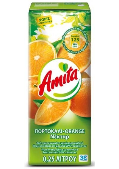 Amita Νectar Orange  0,25lt