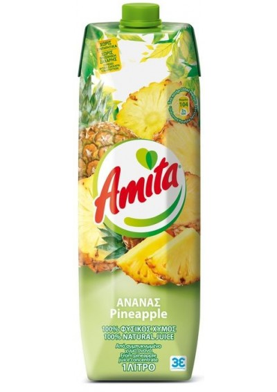 Amita Pineapple 1lt