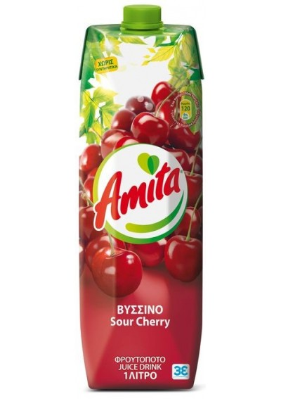Amita Sour Cherry 1lt
