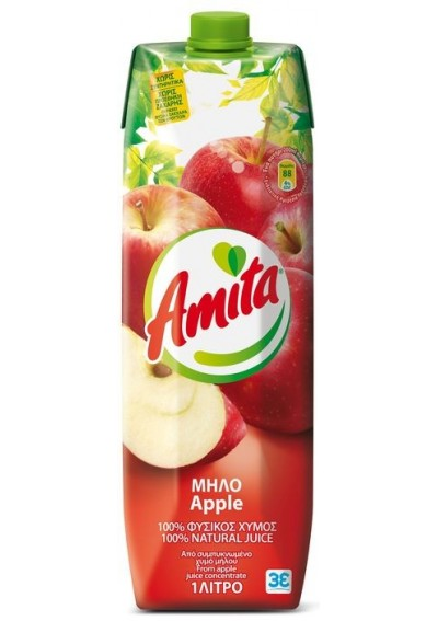 Amita Apple  1lt