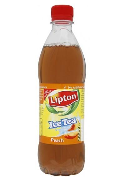 Lipton Ice Tea Ροδάκινο 0,50lt