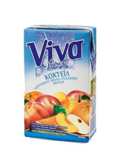 Viva Κοκτέιλ Νέκταρ 0,25lt